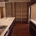 キッチン、収納